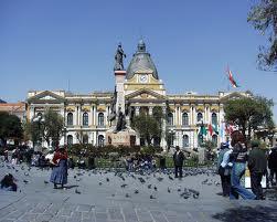 Image of the Plurinational Legislative Assembl